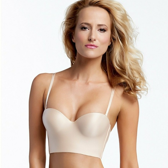 9353a3ab922 Felina Other - Felina Longline Strapless Convertible Bra 36D New
